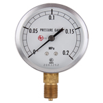 日本伊藤工机Itokoki 0-0.2mpa 3/8″天然气压力表
