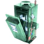 奥盖斯森迪Algas.SDI 40,40H-80,40H直燃式气化器