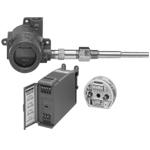 罗斯蒙特644顶部接线盒和导轨安装温度变送器