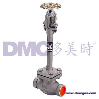 液化天然气截止阀应用及特点