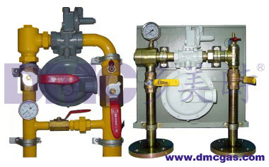 区域燃气调压箱组装供应订制