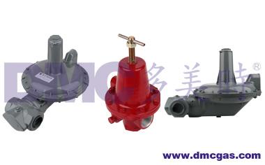 直接作用式燃气调压器是如何工作及其原理