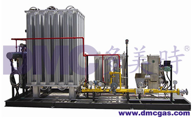 燃气调压器系统的主要零件有哪些?