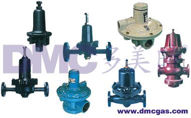 燃气调压器工作原理,燃气调压器结构分析
