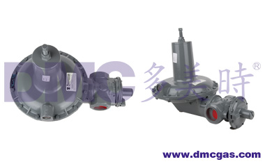 燃气调压器,燃气调压器型号