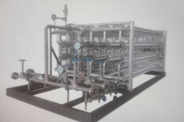 LNG卸车增压撬