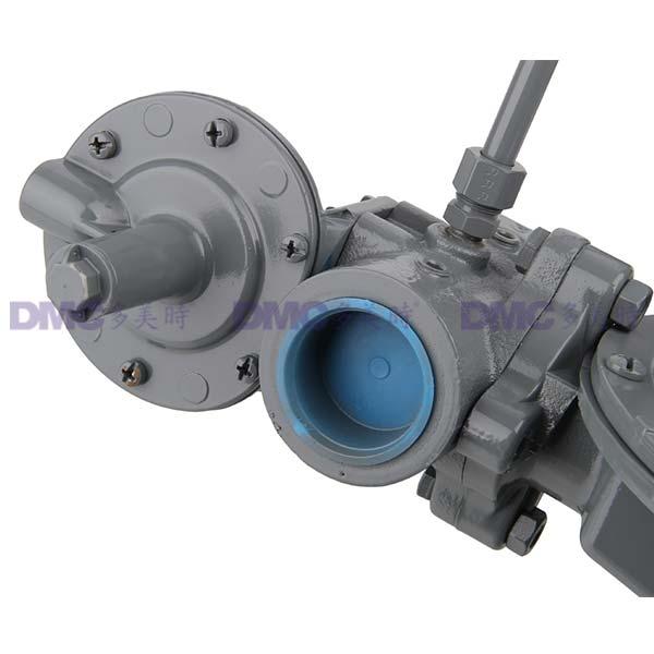 燃气调压器的压力范围是指什么?