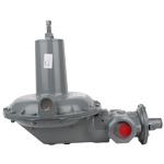 燃气调压器操作规程及通气运行程序