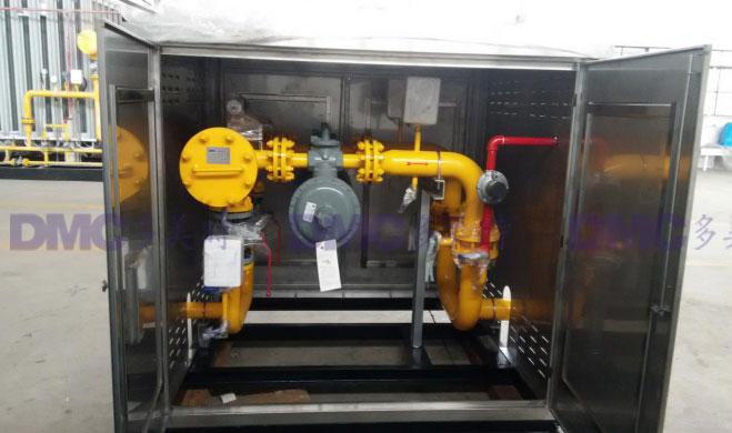 调压箱城市燃气设计要求