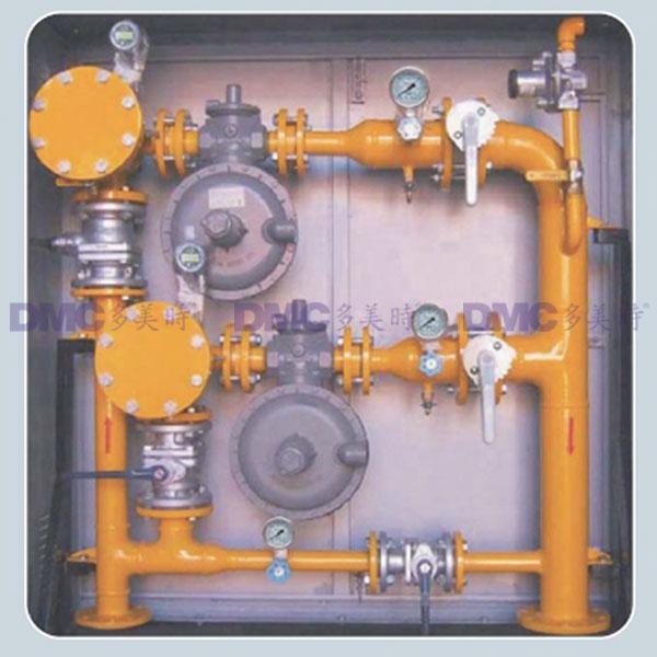 燃气管道常用技术标准-燃气设备知识