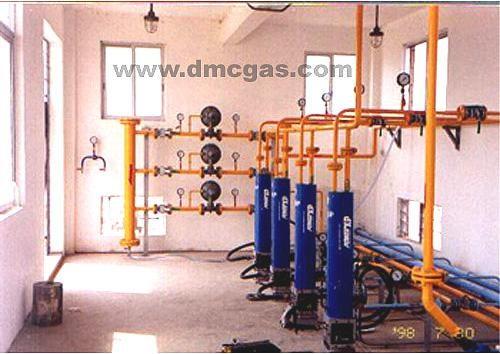 液化气强制气化瓶组站