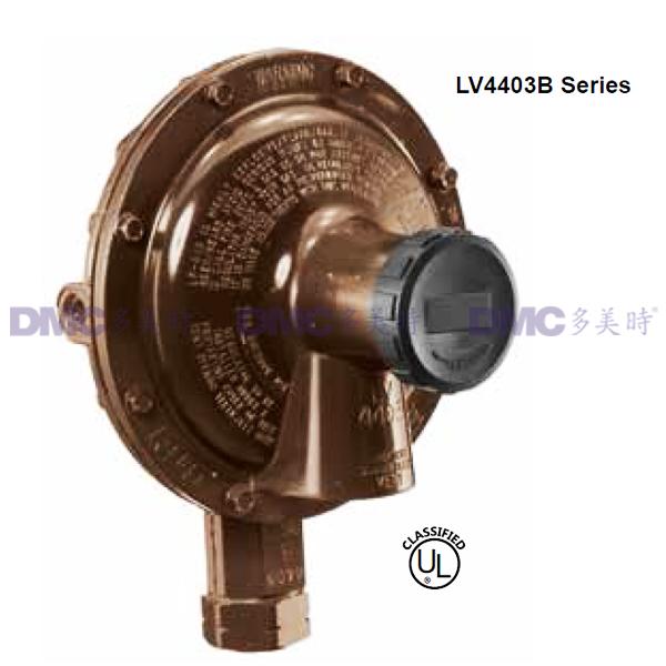 力高 REGO LV4403B4 系列液化气调压器
