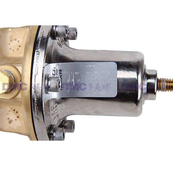 美国力高RegO1784A燃气调压器DN15