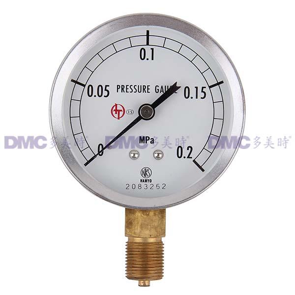 伊藤工机 Itokoki 0.2MPa天然气压力表