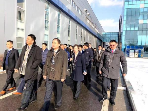 中国燃气壁挂炉G20(第五届)走进韩国庆东纳碧安
