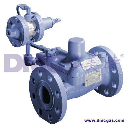 美国埃默科AMCO RFV径流式燃气调压器