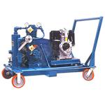 美国百马Blackmer LB161移动压缩机