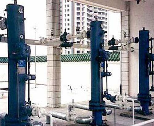 液化气小区气化站
