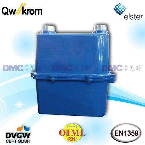 重庆前卫克罗姆Qw//krom QK4000 BK-G系列燃气皮膜表_2