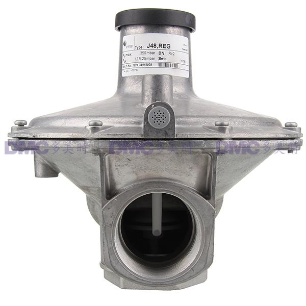 吉翁斯Jeavons J48系列低压燃气调压器_3