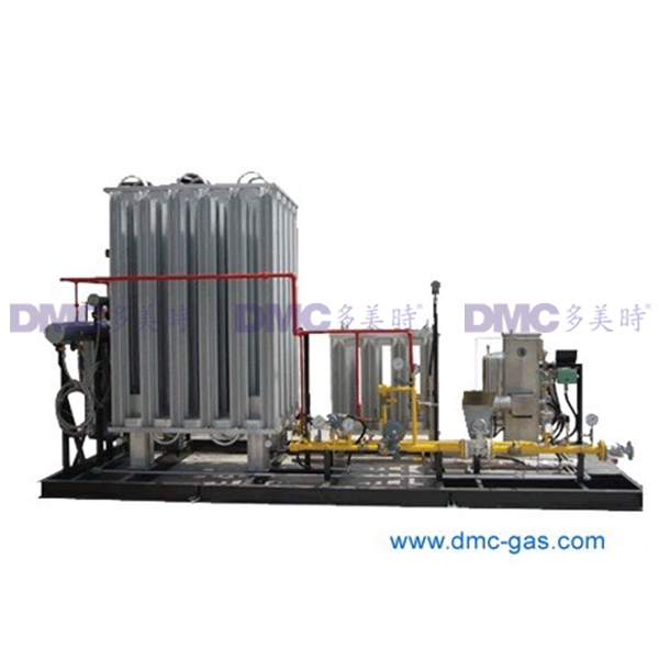 多美时 (DMC) 液化天然气站瓶组撬lng瓶组撬站