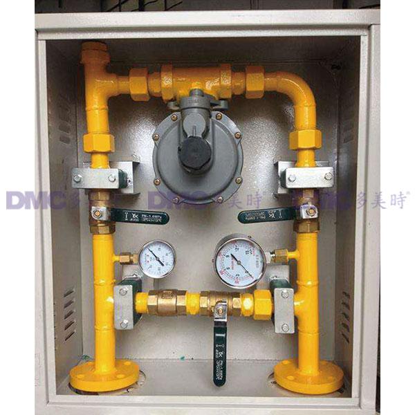 燃气调压柜对工业用气的好处