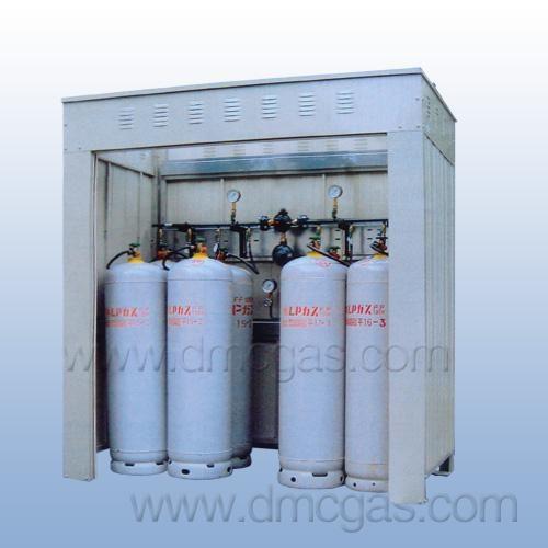 液化气自然汽化瓶组站