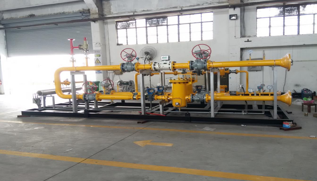 多美时燃气设备讲述液化天然气工艺过程