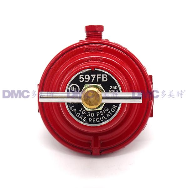 美国力高RegO 597FB系列高压燃气调压器