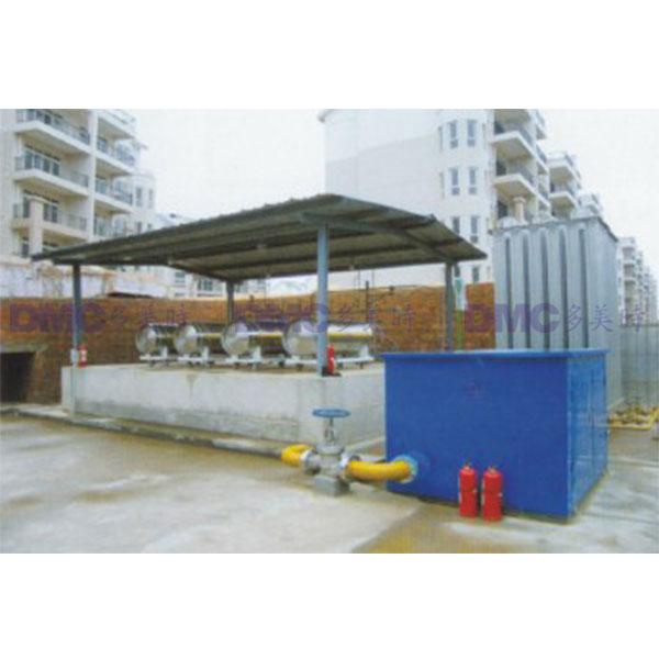 LNG瓶组撬 液化天然气 (LNG) 系统